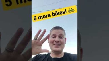 Congratulations to one of our ebike winners!
