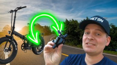 Ebike Not Stopping?  How to Replace Juintech Brake Pads