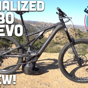 Specialized Turbo Kenevo Review | 2021's Best Electric Mountain Bike for Enduro and Downhill