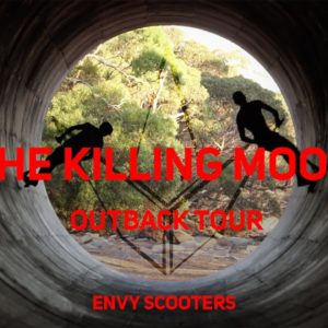 "ENVY | ""The Killing Moon"" Outback Tour"