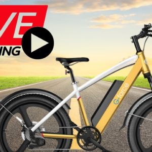 GForce S22 LIVE Review by Bolton Bikes