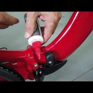 How to Fix Folding E-Bike Squeaking
