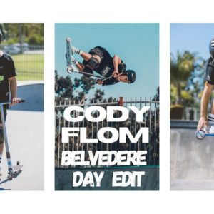 Lucky Scooters | Cody Flom Belvedere Day Edit