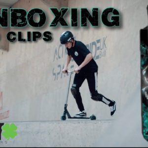 Lucky Scooters | Jayden Sharman Sig Deck Unboxing & Clips!