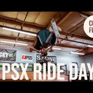 Lucky Scooters | PSX Ride Day With CODY FLOM