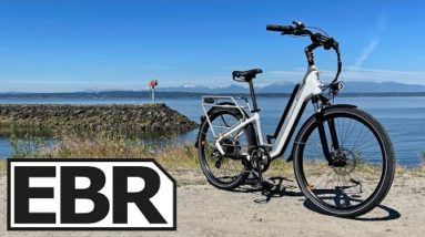 Rad Power Bikes RadCity 5 Plus Step-Thru Review - $1.8k