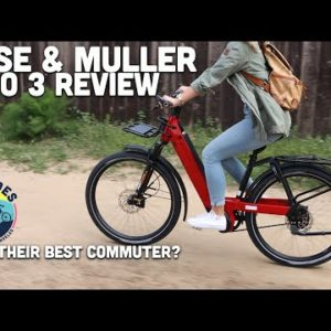 Riese & Müller Nevo 3 Review | One of 2021's Best Electric Bike Commuters!