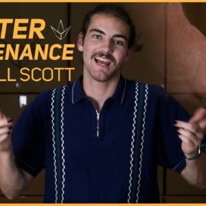 SCOOTER MAINTENANCE with Will Scott