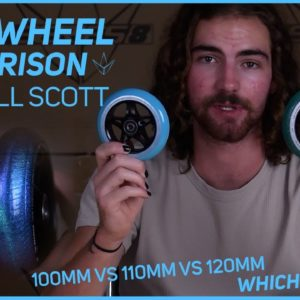 SCOOTER WHEELS COMPARISON with Will Scott