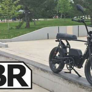 Spark Cycleworks Bandit Review - $3k Electric Moped