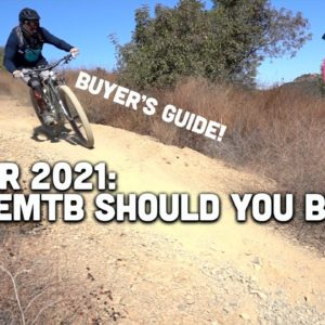 Best Electric Mountain Bikes This Summer -- Our Picks for What's Left in 2021!