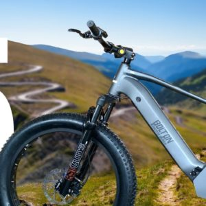 The Top 5 Electric Fat Bikes - From Bolton Ebikes