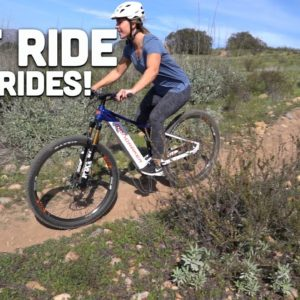 San Diego Fly Rides Test Ride Video -- What to Expect When Test Riding Electric Bikes