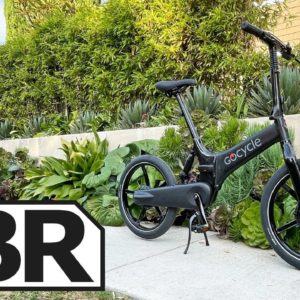 Gocycle G4i Review - $5K