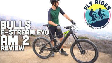 Quick Bike Breakdown: Bulls E-Stream EVO AM 2 Electric Mountain Bike Review
