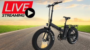 The Avenger Ebike LIVE Review by Bolton Ebikes