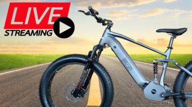 The Lancer - Full Suspension 1,000 Watt Fat Bike - LIVE Review